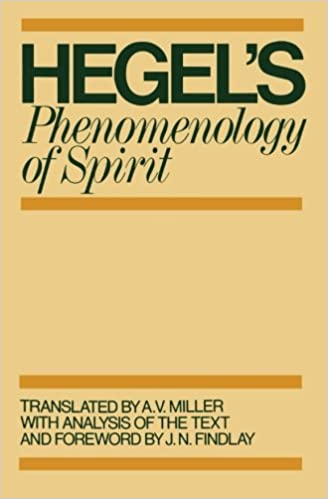 Phenomenology of spirit introduction summary essay