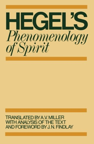 Phenomenology of Spirit (Movement Phenomenological)