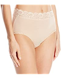 Women's Flattering Lace Brief Panty 13281