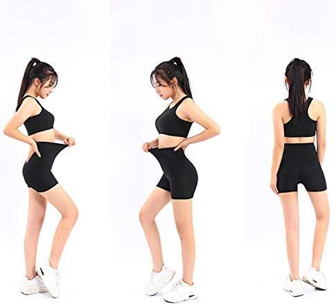 muskmelon Pantalones de Sauna para Mujer Pantalones para Adelgazar Neopreno Mujer Deportivos Leggins Anticeluliticos Cintura Alta para Deporte Running Yoga Gym