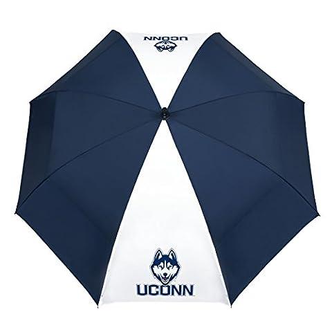 Team Effort Uconn Huskies Windsheer Lite Umbrella ( - Team Golf Golf Umbrella