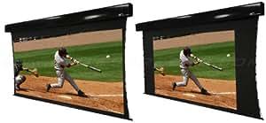 "Elite Screens Osprey Tension Dual 110""(2.35 - Pantalla para proyector (28000g, Negro)"