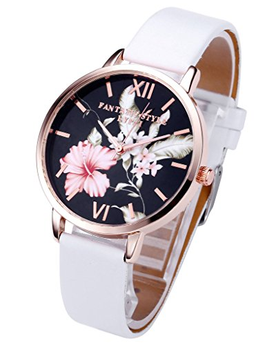 Pink Rose Gold Flower - 6