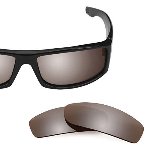 Mirrorshield múltiples Flash Opciones Spy Cooper para Elite Revant Polarizados repuesto — Lentes Bronce de Optic xnZHwzwRq6