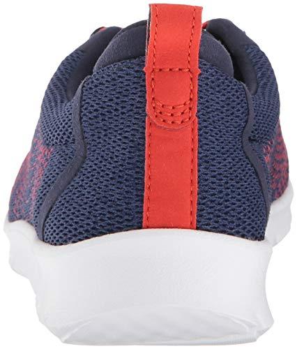 Sneaker Allenabay Women's Navy Mesh Step Clarks zxBwtt
