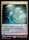 Magic: the Gathering - Strip Mine - Expedition Lands - Foil