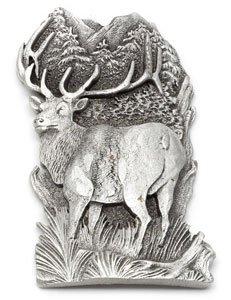 Elk Medallion ()