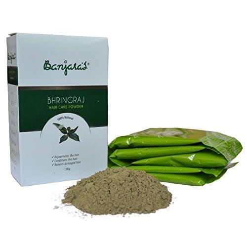Discount Eclipta Alba Bhringraj Herbal Powder (Pack of 2) supplier