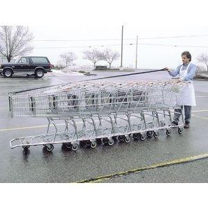 Amazon.com: Carrito de la compra Control de nylon cuerda de ...