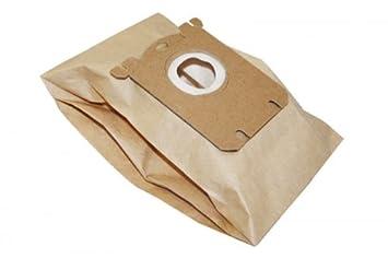 10x Bolsas para aspiradoras papel para Electrolux E15 ...