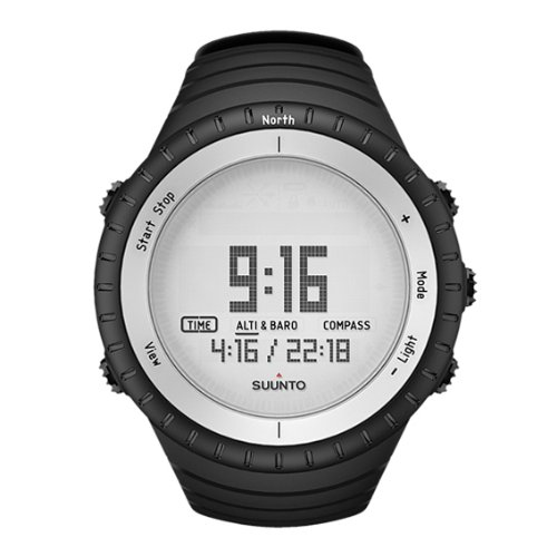 Suunto Core Digital White Dial Unisex Watch – SS016636000