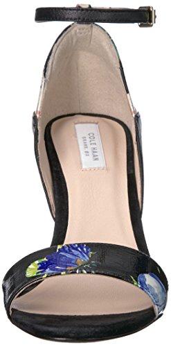 Cole Haan Femmes Grace Grand 85mm Robe Sandale Lavé Indigo / Cornwall Bleu