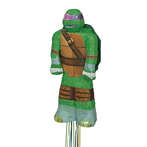 Donatello Teenage Mutant Ninja Turtles Pinata, Pull