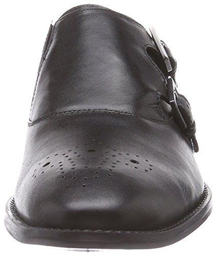 14201 001 Slippers Black Black Oliver Men's Schwarz s 01q5xwZx