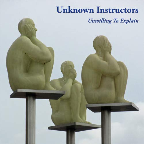 Unwilling To Explain - Cd Instructors