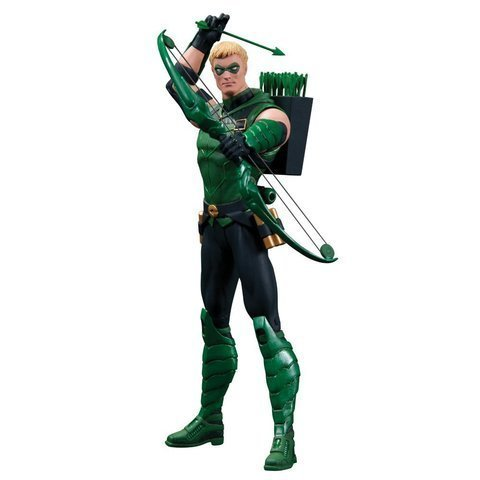 (Game / Play DC Collectibles Comics Justice League The New 52 - Green Arrow Action Figure. Art, Collectible Toy / Child /)