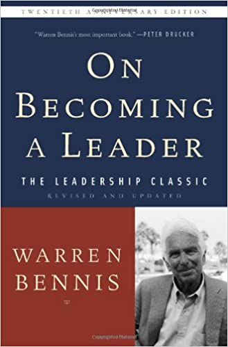 Image result for on becoming a leader warren bennis amazon