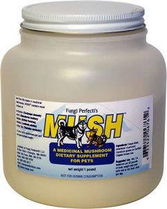 MUSH Medicinal Mushroom Blend 125 gram, My Pet Supplies