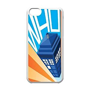 diy phone caseCustom High Quality WUCHAOGUI Phone case Doctor Who - Police Box Pattern Protective Case For iphone 5/5s - Case-10diy phone case
