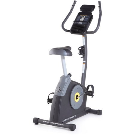 4195daBcigL - Gold's Gym Cycle Trainer 300 Ci Exercise Bike with iFit Bluetooth Smart Technology