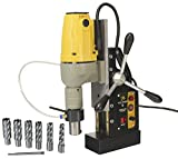 Steel Dragon Tools MD40 Magnetic Drill with 7pc 2'' HSS Annular Cutter Kit