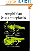#7: Amphibian Metamorphosis: From Morphology to Molecular Biology