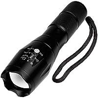 Vman Tactical Portable Ultra Bright Handheld LED Flashlight