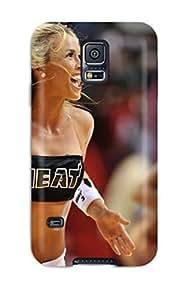nazi diy Amanda W. Malone's Shop Hot miami heat cheerleader basketball nba NBA Sports & Colleges colorful Samsung Galaxy S5 cases