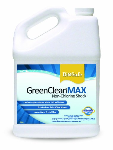 GreenCleanMAX Non-Chlorine Shock - Cleaning Liquid for Sw...