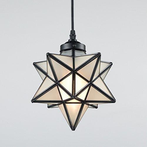Moroccan Copper Pendant Light in US - 3