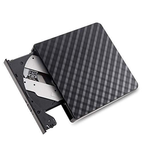 Vansee DVD Recorder, Slim External USB 3.0 DVD RW CD Writer Drive Burner Reader Player for Laptop PC