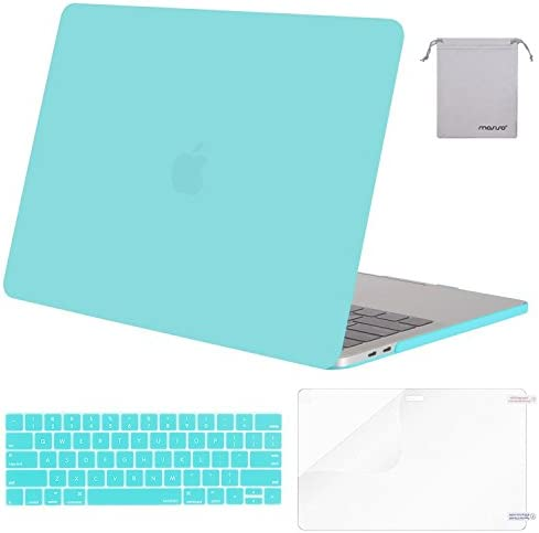 MOSISO Keyboard Protector Compatible Turquoise