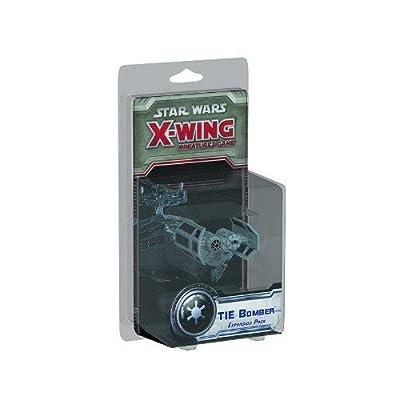 Star Wars: X-Wing - TIE Bomber: Fantasy Flight Games: Toys & Games