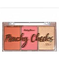 Mini Kit Blush Peachy Cheeks Ruby Rose - 3 Cores - Cor 3