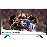 "Hisense Smart TV 50"" 4K (Renewed)"