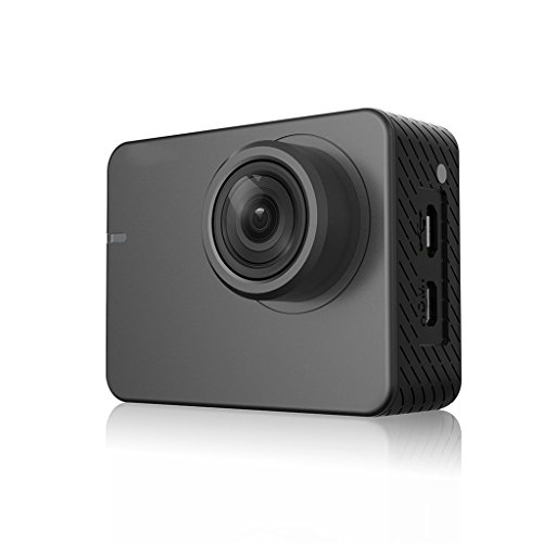 XHZNDZ S2 1080p 60fps Full HD 8 Megapixel Action Camera, Underwater Camera WiFi, 2 Inch LCD 150 Degree Wide Angle Action Camera With 1160mAh Rechargeable Battery and Mounting Accessory Kit jiaguwen