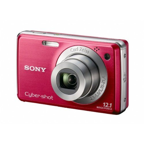 Sony Cyber-shot DSC-W230 12 MP Digital Camera with 4x Opt...
