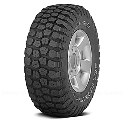 265 70R17 In Inches >> Amazon Com 265 70r17 121 118q Ironman All Country M T 2657017 Inch