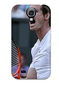 New Premium Flip Case Cover Andy Murray Skin Case For Galaxy S4