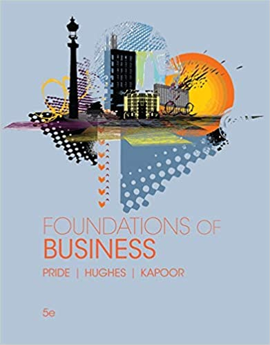 Foundations of business standalone book william m pride robert foundations of business standalone book 5th edition fandeluxe Gallery