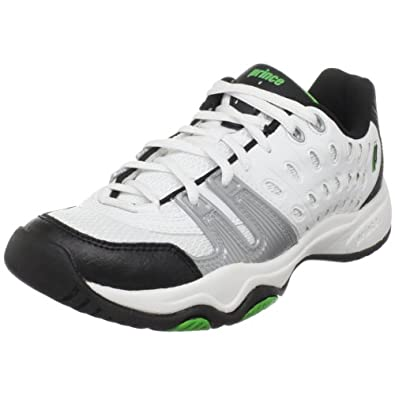 Amazon.com | Prince Kids' 8P310149-T22 Jr Tennis Shoe | Racquet Sports