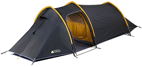 Vango Pulsar 200 2 Person Tunnel Tent, Anthracite