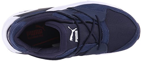 PUMA Blaze Kids Classic Style Sneaker (Toddler/Little Kid), Peacoat, 5 M US Toddler by PUMA (Image #8)