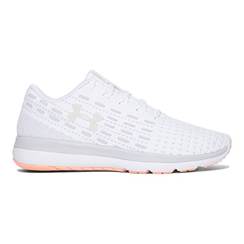 Under Armour Women's Threadborne Slingflex White/Glacier Gray/White quality for sale free shipping recommend sale online cheap wholesale pre order cheap price T7Jz3MB