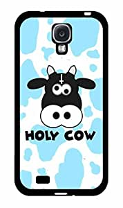 Holy Cow TPU RUBBER SILICONE Phone Case Back Cover Samsung Galaxy S4 I9500