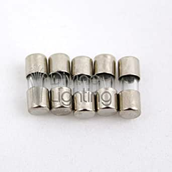 5 Qty 3 6x10mm 5a Fast Blow Fuse Fa 5 Amp 250v Mini Micro