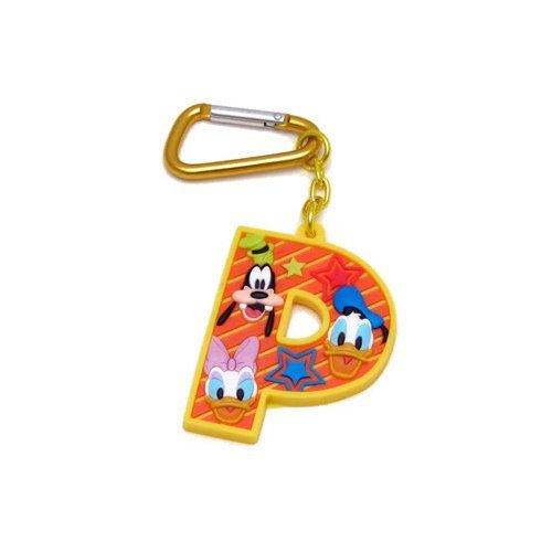 Mickey Mouse y sus amigos de la letra P Laser Cut Llavero ...