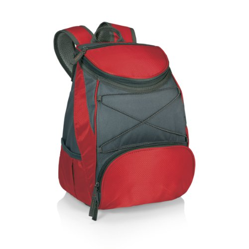 ONIVA - a Picnic Time Brand PTX Insulated Backpack Cooler, Red