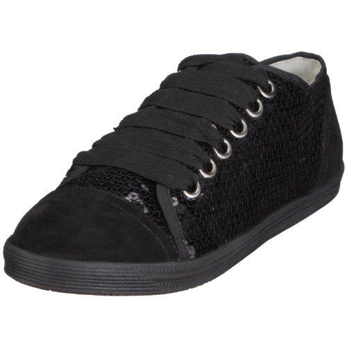 Belmondo 625114/H Damen Sneaker Schwarz/Nero