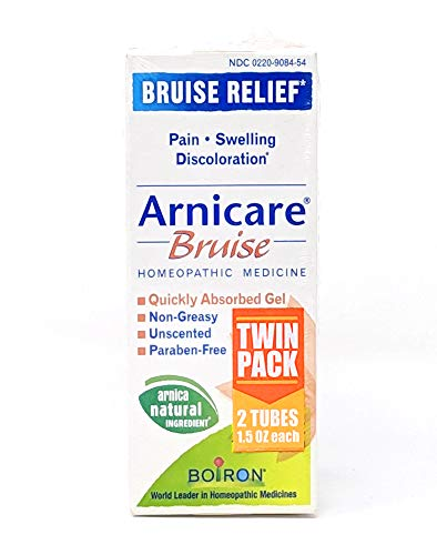 Boiron Arnicare Bruise, 1.5 Ounce (Pack of 2) (Best Over The Counter Muscle Pain Reliever Cream)